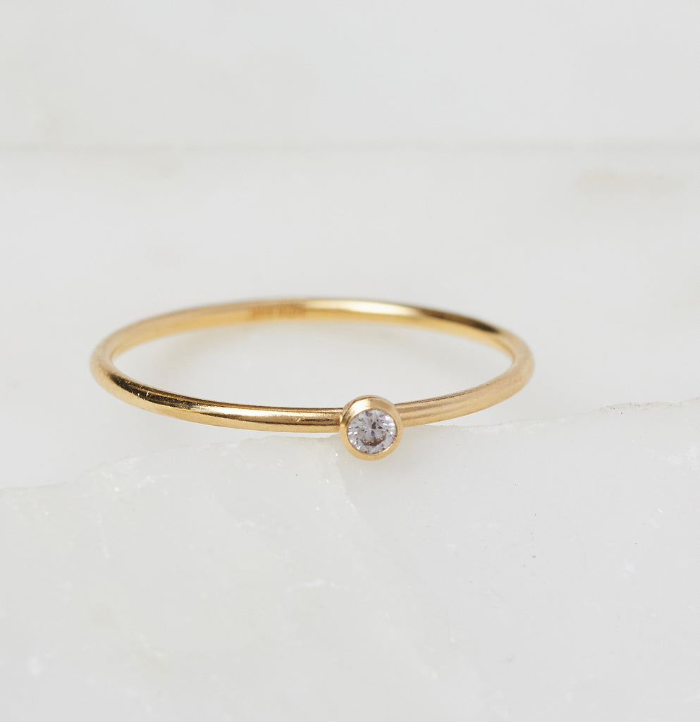 Gio Plain Stacking Ring