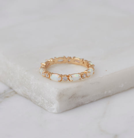 Rae Stacking Ring