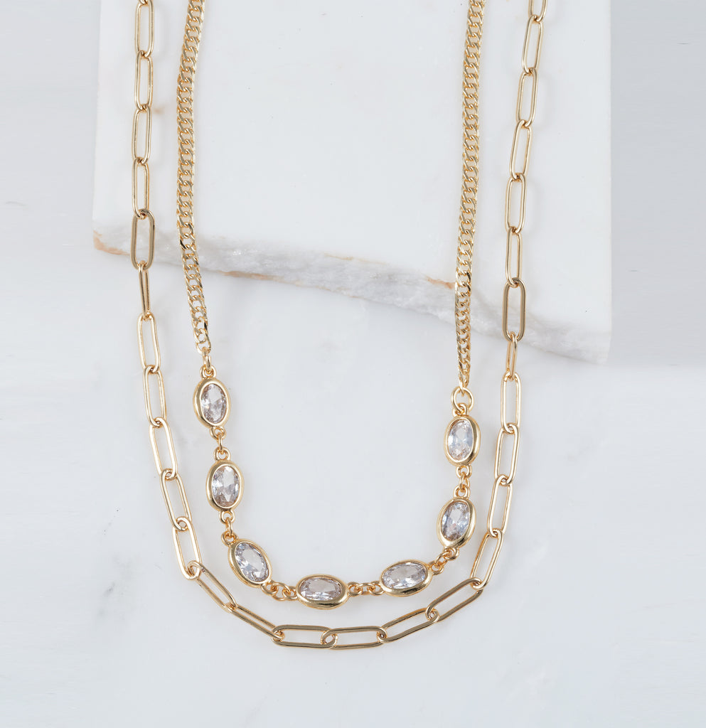 Sutton Necklace