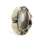 Two Raven Ring, Abalone
