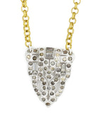 Rosalind Vintage Necklace, Short