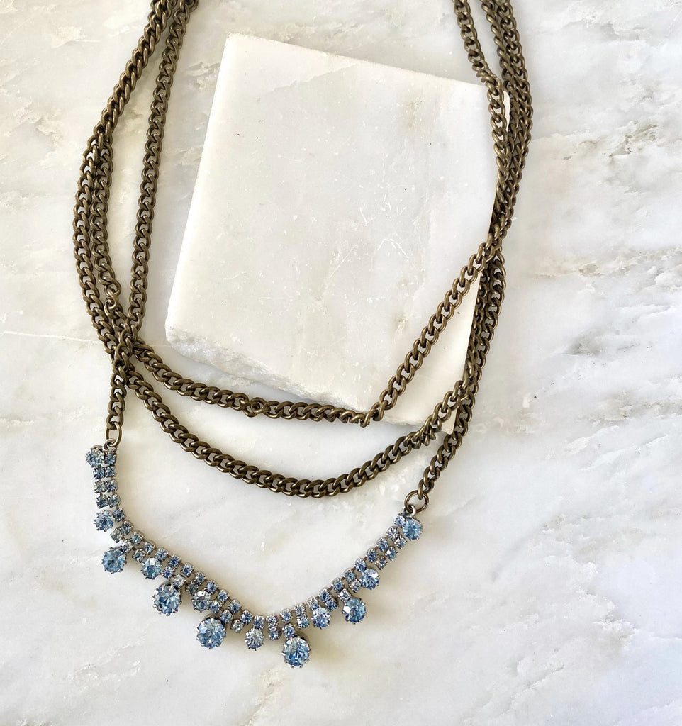 Vintage Hepburn Necklace