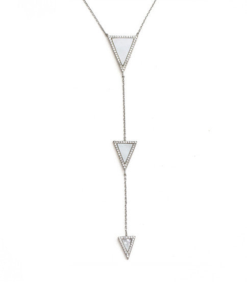 Imperial Lariat, Silver