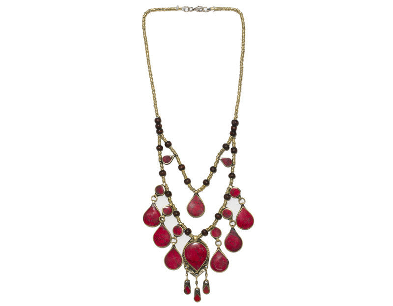Lady Madonna Necklace