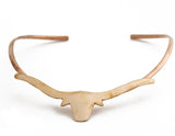 Long Horn Choker, Copper