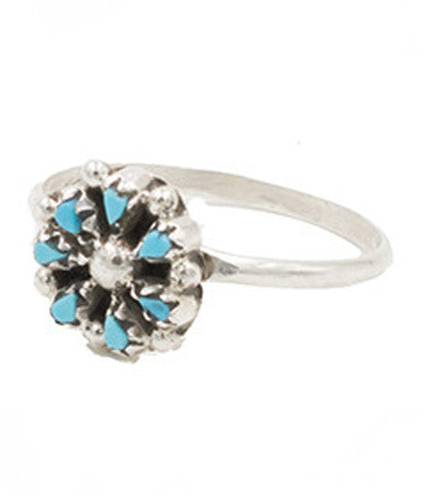 Mini Blossom Ring