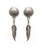 Mojave Feather Earrings