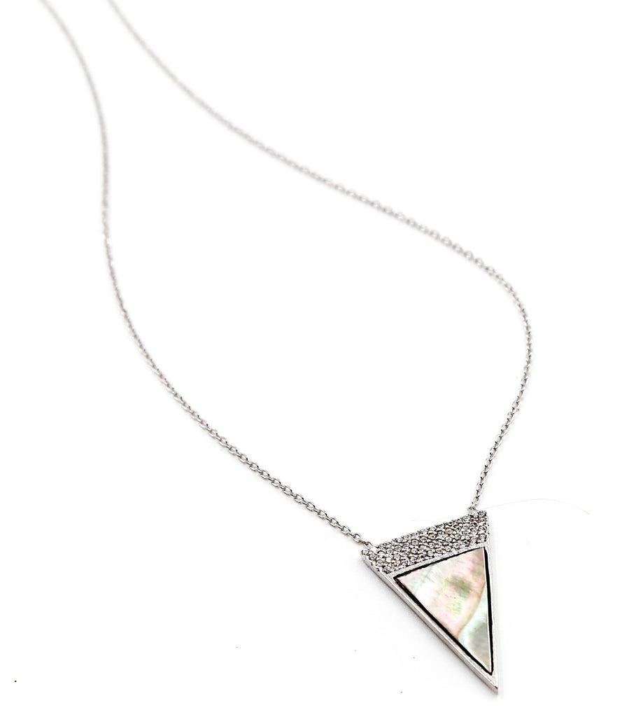 Imperial Necklace, Mother of Pearl