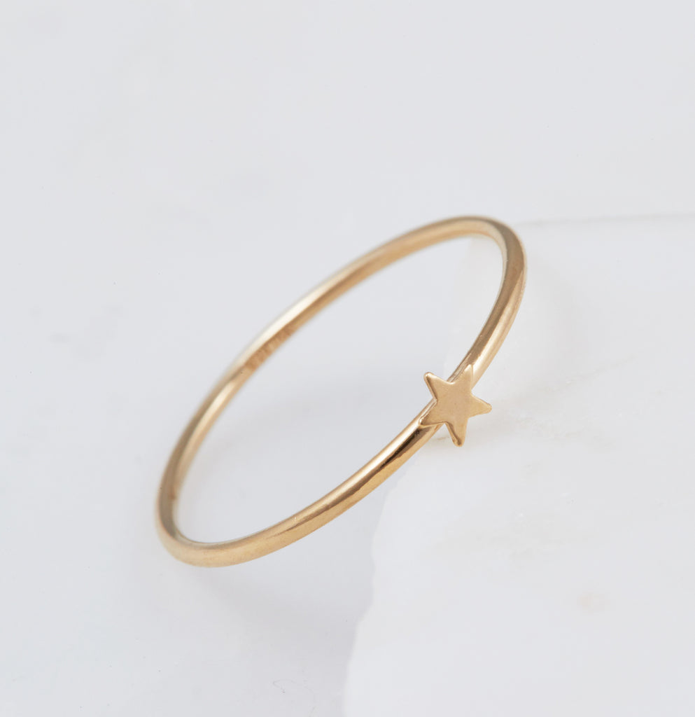 Star Stacking Ring