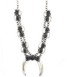 Two Raven Naja Necklace, Onyx