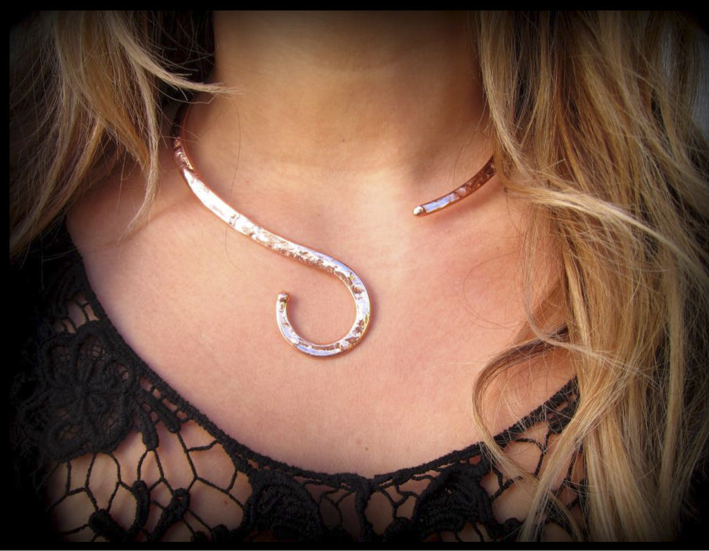 Harlot Collar, Copper