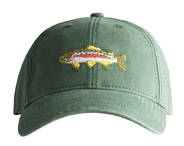 HAT TROUT ON PINE GREEN