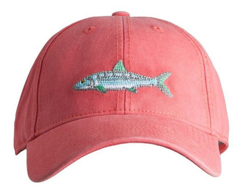 HAT BONEFISH ON SALMON ORANGE