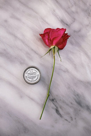 ROSE QUARTZ SALVE