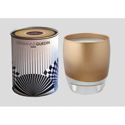 MARIANNE GUEDIN PARIS GOLD CANDLE