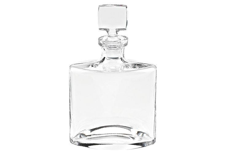 WHITNEY SQUARE DECANTER