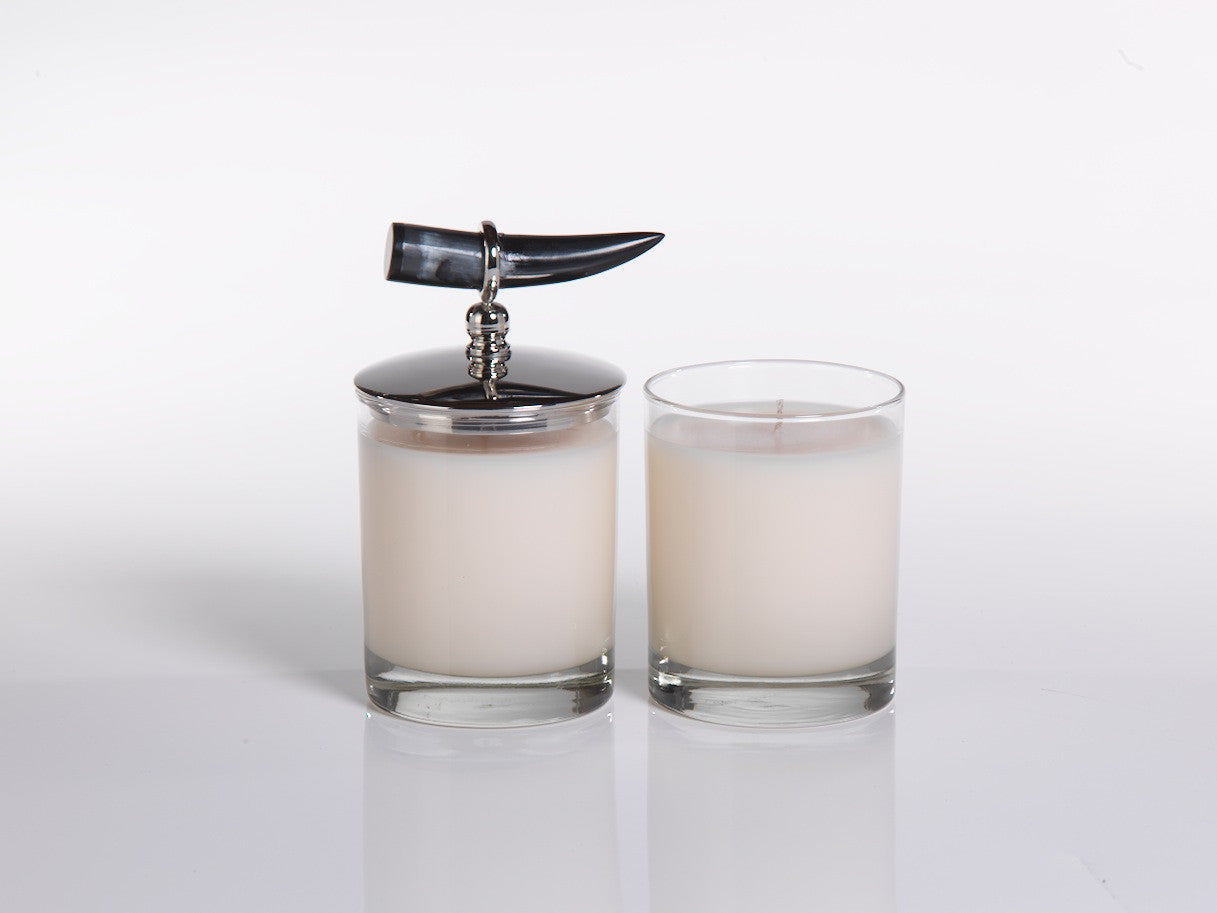 CASABLANCA HORN SCENTED CANDLE