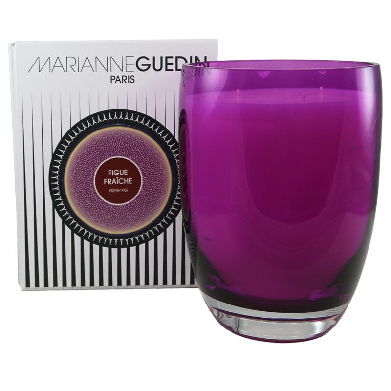 MARIANNE GUEDIN AMETHYST FIG CANDLE XL