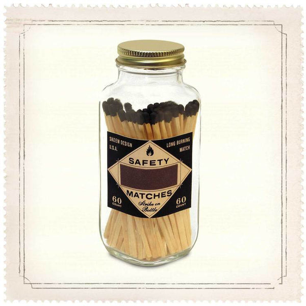 MATCHSTICK BOTTLE BLACK LABEL