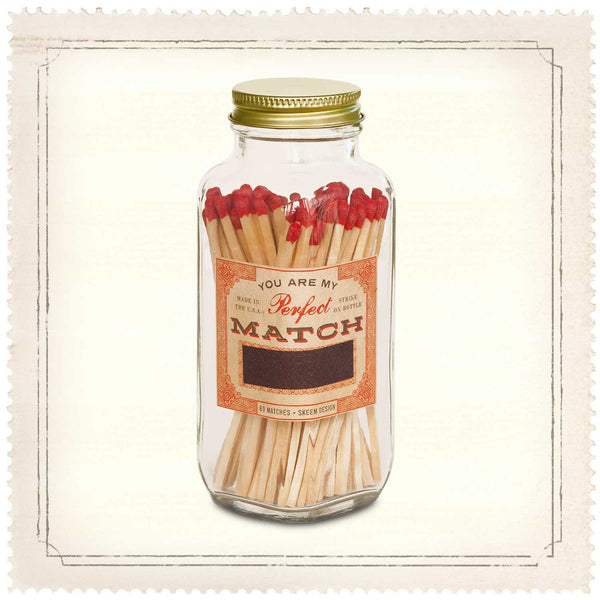 MATCHSTICK BOTTLE