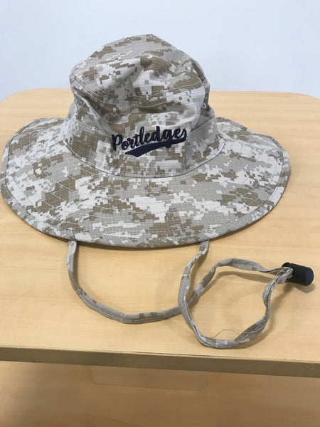 The Game Camo Bucket Hat