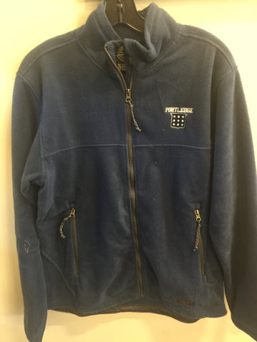 Charles River Full Zip Youth Fleece Jacket
