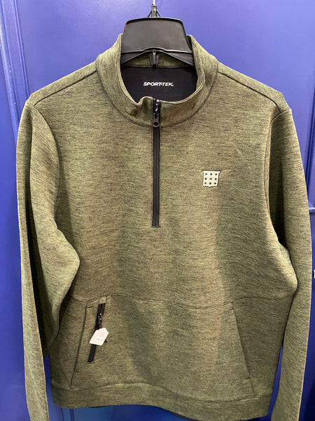 Sport Tek Heathered 1/4 Zip
