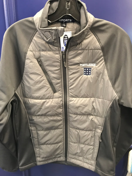 ES Sports Quilted Jacket