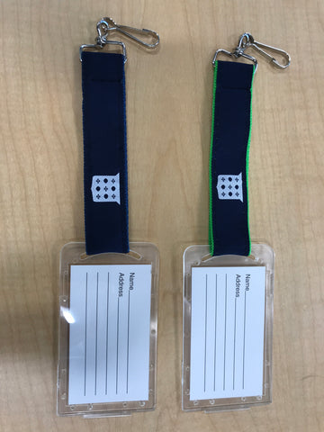 Luggage Tags, CCB