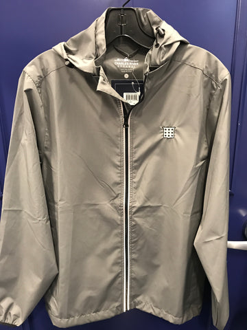 Charles River Full Zip Reflective Windbreaker