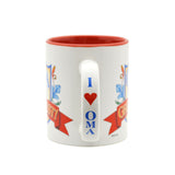 """Oma is the Greatest"" Gift for Oma Mug - 2 - OktoberfestHaus.com"