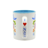 """Nana is the Greatest"" Nana Gift Idea Coffee Mug - 2  - OktoberfestHaus.com"