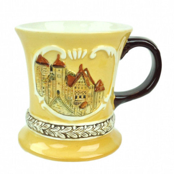 Engraved Rothenburg Ceramic Mug - OktoberfestHaus.com