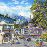 Seasons of Germany Collectors Tile Summer - OktoberfestHaus.com  - 1