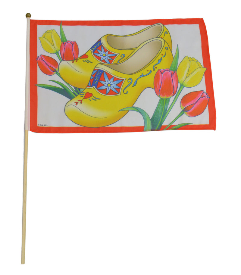 Wooden Shoes Flag - OktoberfestHaus.com