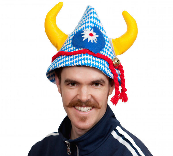 Oktoberfest Party Idea Viking Hat - OktoberfestHaus.com  - 1