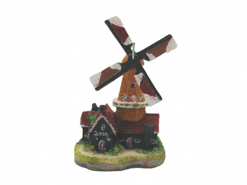 Miniature Dutch Windmill Collectible - OktoberfestHaus.com  - 1