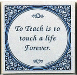 Magnetic Tiles Quotes: Teach Touch Life Forever - OktoberfestHaus.com  - 1