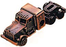 Antique Pencil Sharpener: Semi Truck - OktoberfestHaus.com