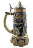 Beer Brewing Time .85 Liter Lidded Stein -3