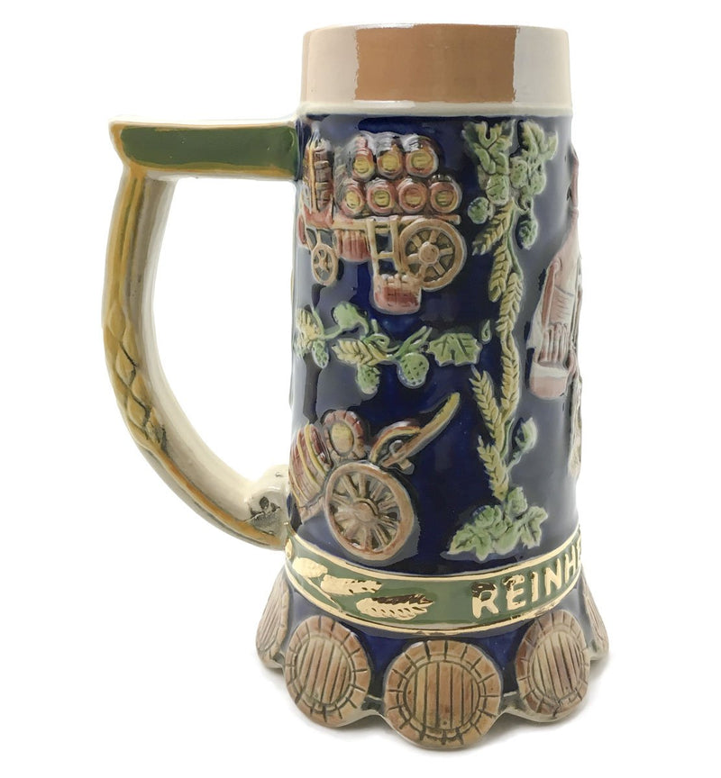 """Reinheitsgebot"" Beer Purity Law .85L Engraved Beer Mug"