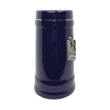 .75L Village Cobalt Blue Medallion Stein -3
