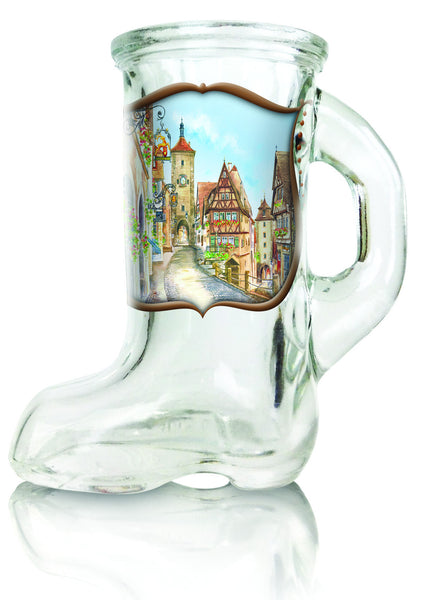 Das Boot Glass Germany Shot Glass - OktoberfestHaus.com