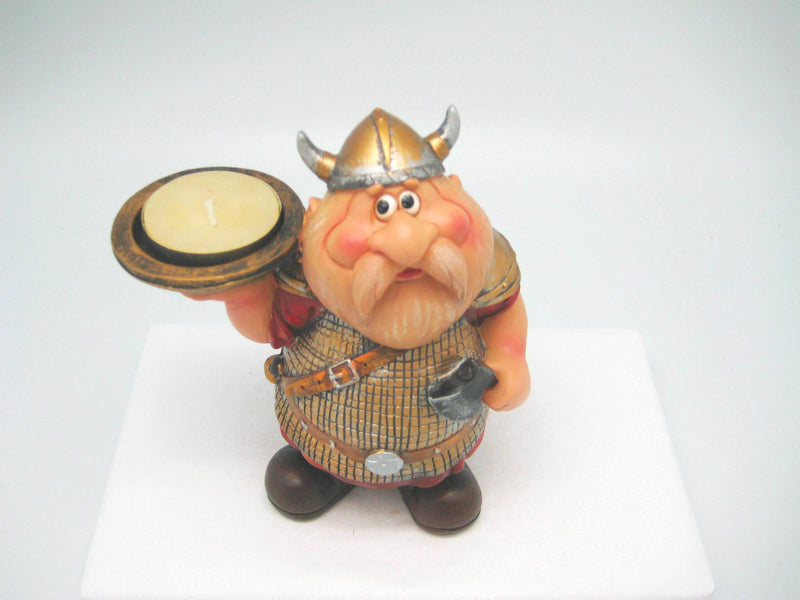 Viking Decor Candle Holder - OktoberfestHaus.com  - 2