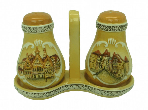 Rothenburg Souvenir S&P Set - OktoberfestHaus.com  - 1