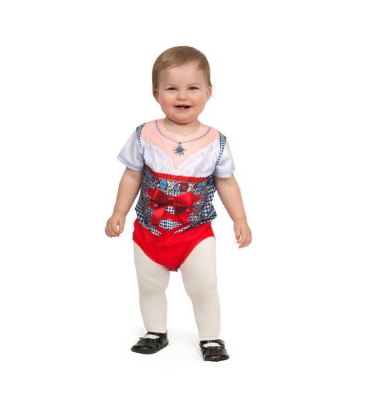 German Costume Realistic Dirndl Snap Suit - GermanGiftOutlet.com