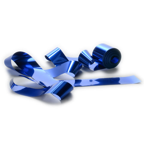 Blue Gleam 'N Streamer Metallized Oktoberfest Streamers2 - DutchNovelties