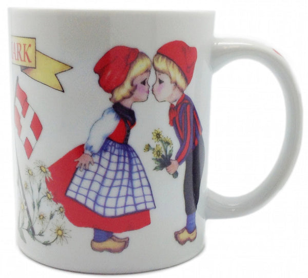 Unique Danish Gift 3 Graphic Coffee Mug - DutchNovelties  - 1