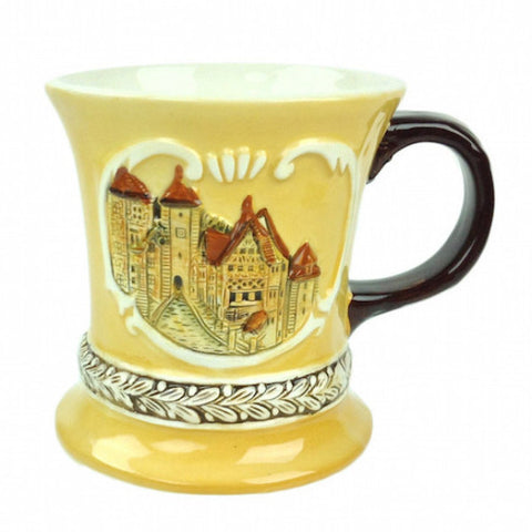 Ceramic Euro Village Coffee Mug - DutchNovelties