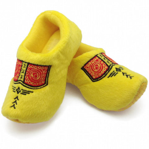 Wooden Shoe Clog Slippers - DutchNovelties  - 1